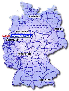 NORMSERVIS location